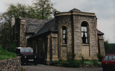 Cressbrook, Trinity Primitive Methodist chapel
