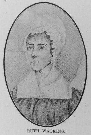 Watkins, Ruth (b abt1802) | Kendall