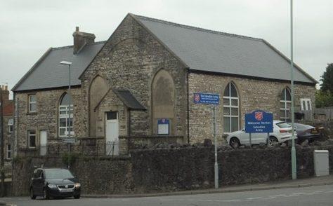 Midsomer Norton Stones Cross Primitive Methodist chapel