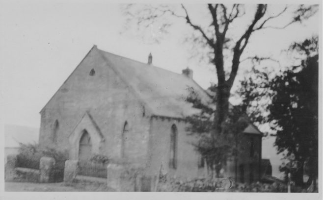 Unknown chapels in Rev Alexander McDonald's postcard collection