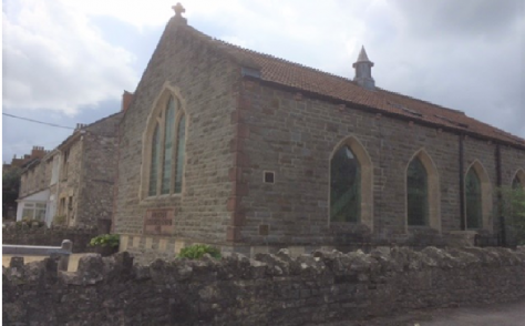 Writhlington Primitive Methodist chapel