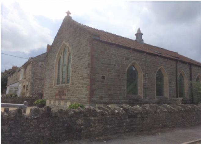 Writhlington Primitive Methodist chapel | Jeff Parsons 2021