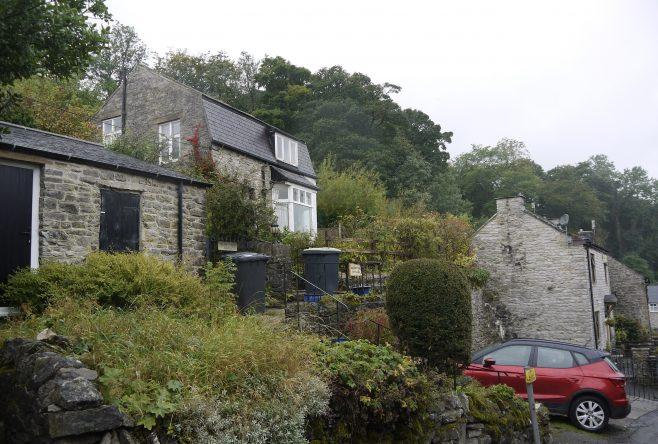Castleton, Primitive Cottage (site of the 1833 chapel) | Philip Thornborow, 2021