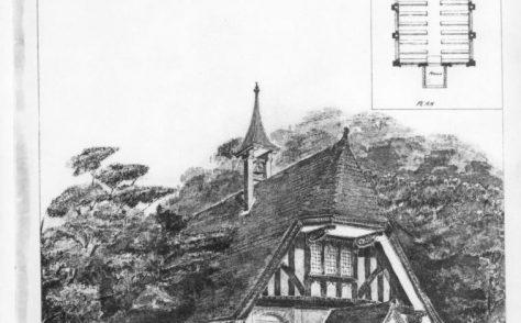 Upper Landywood Primitive Methodist chapel