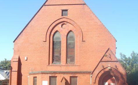 Withington Primitive Methodist chapel