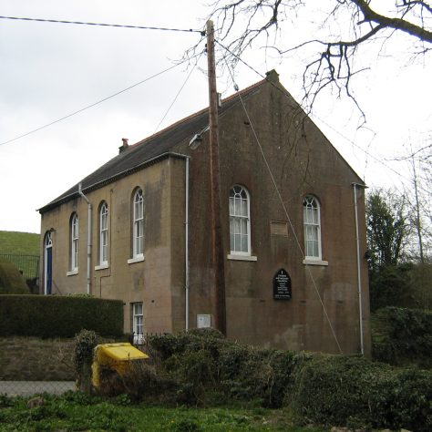 FFrwd Primitive Methodist chapel | David Young