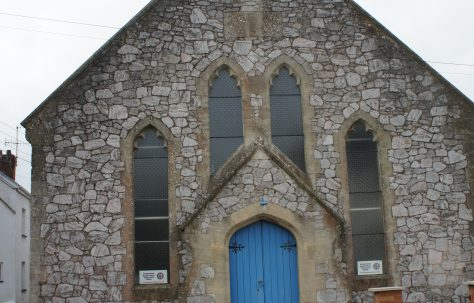Lympstone Primitive Methodist Chapel, Devon