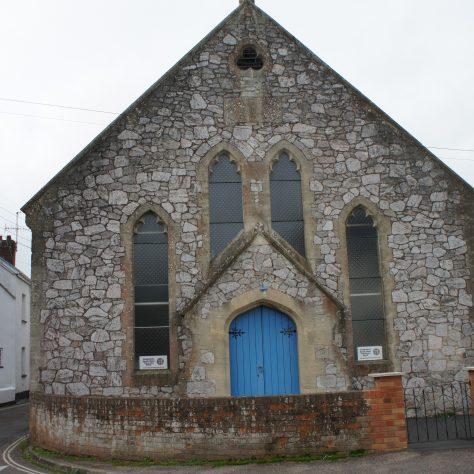 Lympstone Primitive Methodist Chapel, Devon | Peter Barber 18/11/11