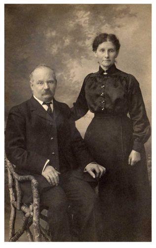 Samuel and Elizabeth Forrester