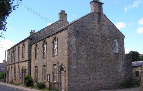 Westgate Primitive Methodist Chapel, near Stanhope