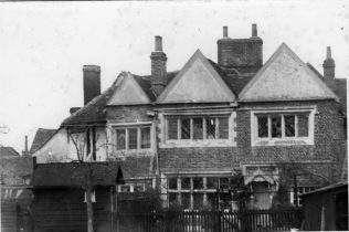 Thorpes, home to the Primitive Methodists from 1836-1848. The building still exists as a private house | Hadleigh Archive