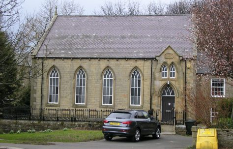 Allendale Town, Primitive Methodist Chapel, Northumberland