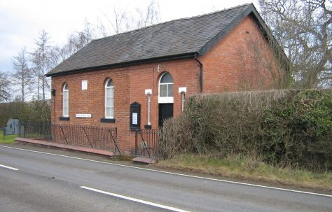Knolton, North Wales