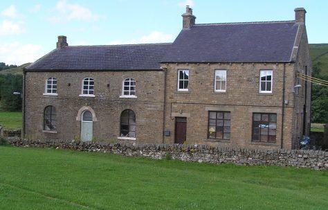 Wearhead Primitive Methodist Chapel, Stanhope