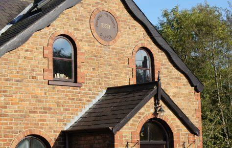 Crakehall Primitive Methodist Chapel, near Bedale, Yorkshire