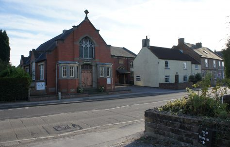 Aiskew PM Chapel, Yorkshire