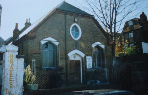 Ravensdale Road Primitive Methodist Chapel