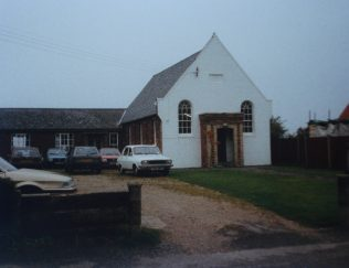 Chrishall Primitive Methodist Chapel | By Keith Guyler, 1989