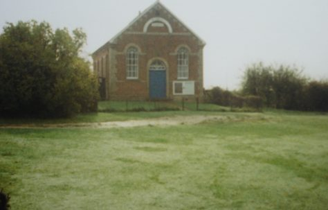 Clavering Primitive Methodist Chapel