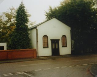 first Manuden Primitive Methodist chapel | Keith Guyler 1988
