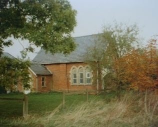 Meesden Primitive Methodist chapel | Keith Guyler 1988