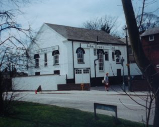 Saffron Walden Primitive Methodist Chapel | By Keith Guyler, 1988