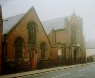 Cambridge; Castle Street Primitive Methodist Church | Keith Guyler 1989
