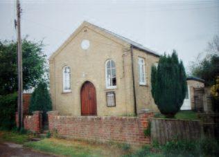 Dry Drayton Primitive Methodist Chapel | Keith Guyler, 1994