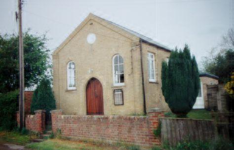 Dry Drayton Primitive Methodist Chapel