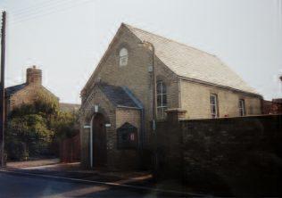 Oakington Primitive Methodist Chapel | Keith Guyler, 1994