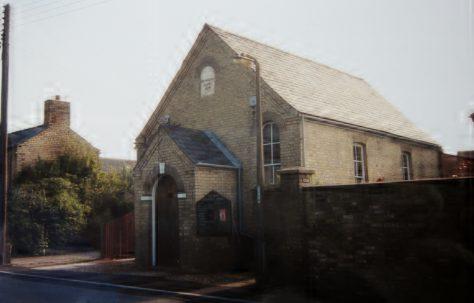 Oakington Primitive Methodist Chapel