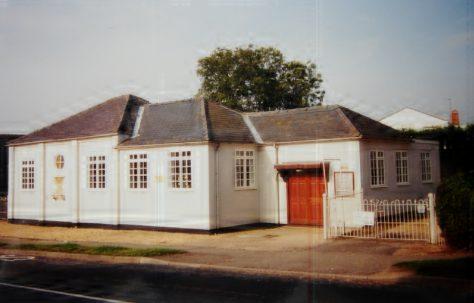 Toft Primitive Methodist Chapel
