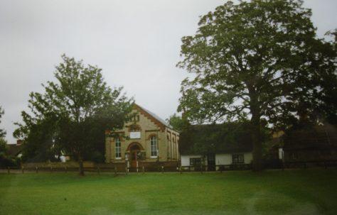 Brampton Primitive Methodist chapel