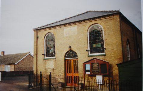 Over Primitive Methodist Chapel