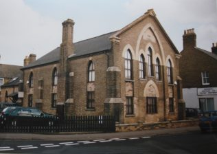 former St Ives East St Primitive Methodist chapel | Keith Guyler (undated)