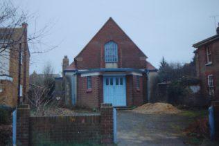 Little Wakering Primitive Methodist Chapel | By Keith Guyler, 1994