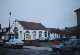 Shoeburyness Primitive Methodist chapel | Keith Guyler 1994