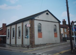 Manor Street Primitive Methodist Chapel | Keith Guyler, 1994