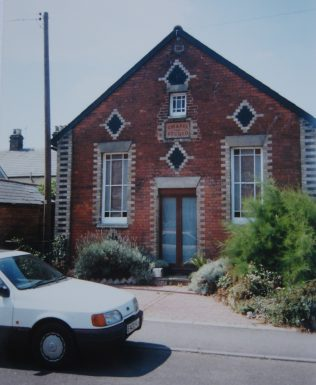 Burnham-on-Crouch Primitive Methodist Chapel | Keith Guyler, 1994