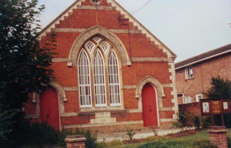 Halstead Primitive Methodist Chapel