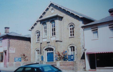 Maldon Wantz Rd Primitive Methodist chapel