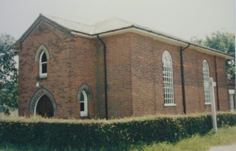 Boxted Primitive Methodist chapel