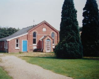 Burnt Heath Primitive Methodist chapel | Keith Guyler 1988