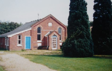 Burnt Heath Primitive Methodist chapel