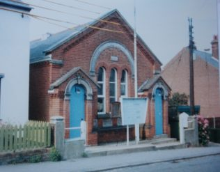 Rowhedge Primitive Methodist chapel | Keith Guyler 1988