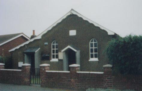 Little Bromley Primitive Methodist chapel