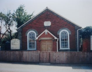 Mistley Methodist chapel | Keith Guyler 1988