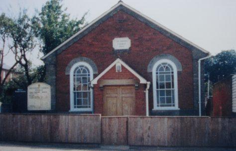 Mistley Primitive Methodist chapel