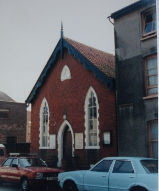 Walton on the Naze Primitive Methodist chapel | Keith Guyler 1988
