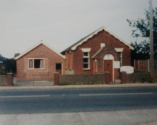 Weeley Heath Primitive Methodist chapel | Keith Guyler 1988